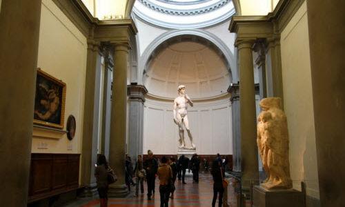 Достопримечательности Флоренции: Академия изящных искусств