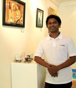 Обновление Living Галереи в Velassaru Maldives