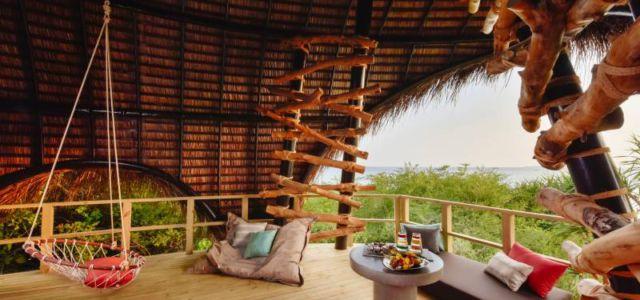 Экзотические кулинарные мотивы Dhigali Maldives