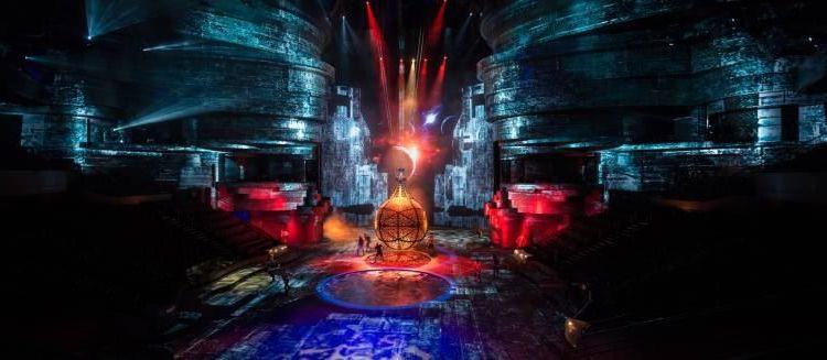 La Perle – самое масштабное шоу в Дубае