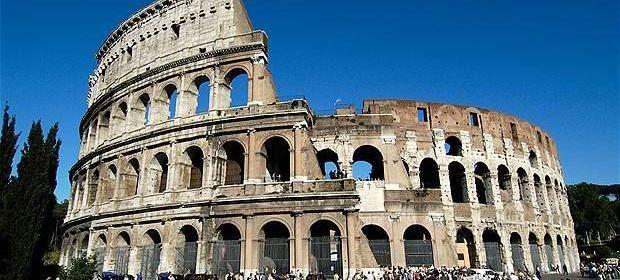 Верхние ярусы Колизея открыты для посещения