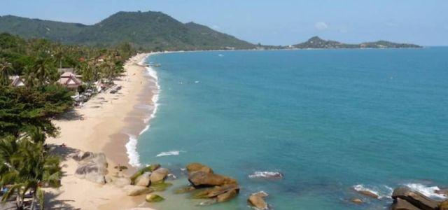 Осенний Таиланд: медузы исмертельные волны