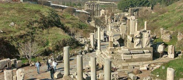 Античному Эфесу в Турции вернут море ради туристов