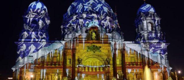 Фестиваль света пройдет вСанкт-Петербурге