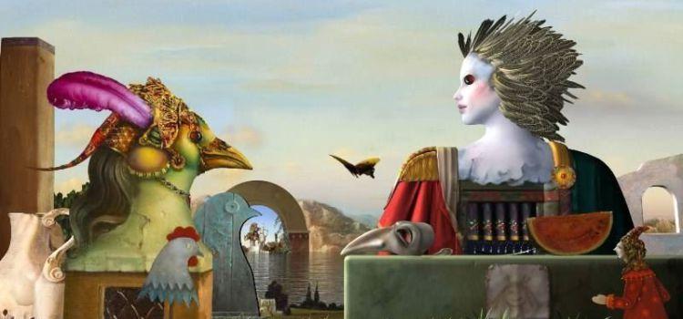 Выставка «Герои и иллюзии» в Эрарте