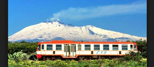 Винный поезд Этны. Сицилия