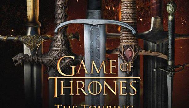 ВБарселоне— большая выставка об«Игре престолов»