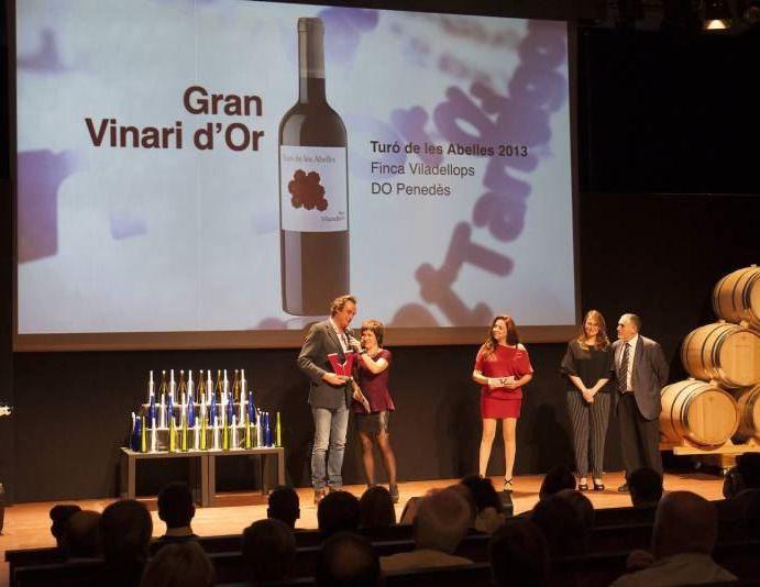 Названо лучшее каталонское вино 2017-го года