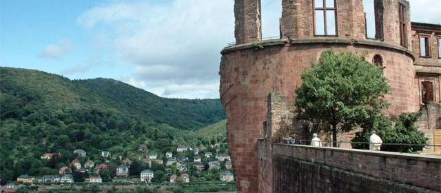 Замки Германии: Топ-10 средневековых шедевров