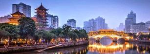 Sichuan Airlines связал Сычуань и берега Невы