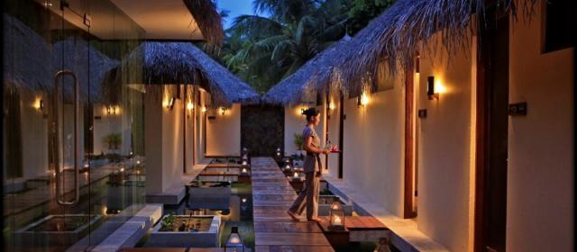 Kurumba Maldives — новые процедуры в Veli Спа