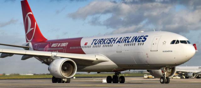 Turkish Airlines будет летать из Стамбула во Львов ежедневно