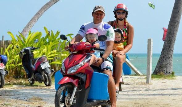 Популярность Таиланда среди туристов растет
