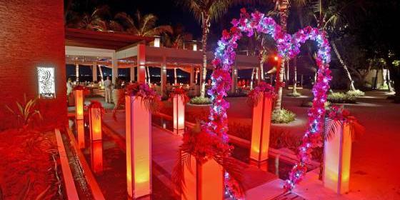 День Святого Валентина в Kurumba Maldives