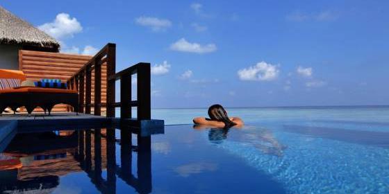 Особый День Святого Валентина в Velassaru Maldives