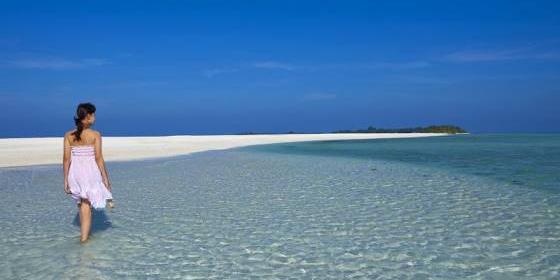 Океаническое сафари в отеле Kuramathi Maldives