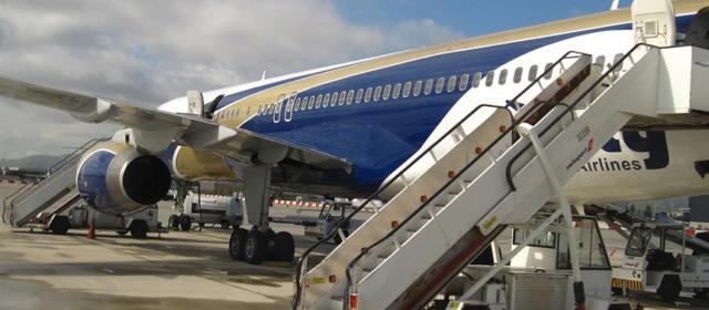 Рейс из Москвы на Пхукет задерживается из-за поломки самолета