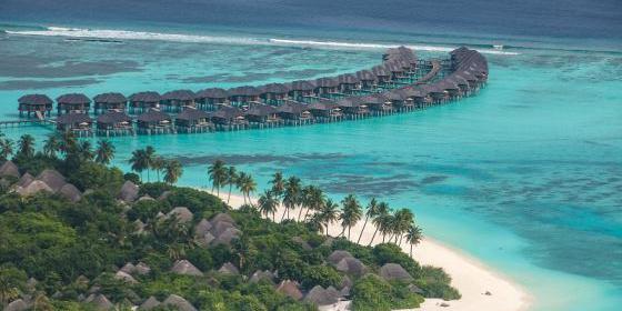 Сезон конфет и весны в отеле The Sun Siyam Iru Fushi Maldives!