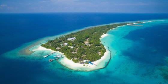 Подводная лодка в Kuramathi Maldives