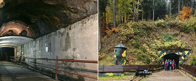 Тайный нацистский туннель в Польше