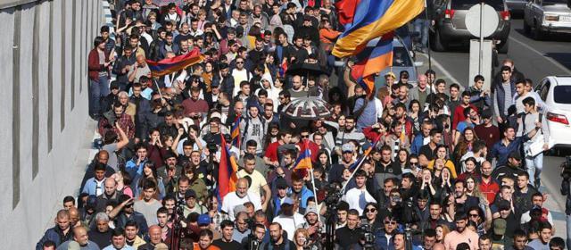 В Армении небезопасно
