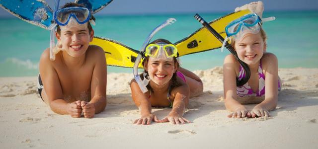 Kuramathi Island Resort: Bageecha идеальное место для ребенка на Мальдивах!
