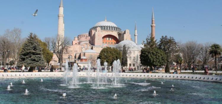 Turkish Airlines организовала бесплатные экскурсии по Стамбулу