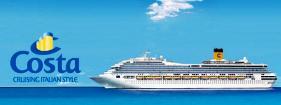 Costa Cruises отметила 70-летний юбилей в российской столице