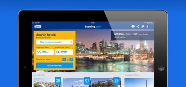 Booking.com предлагают ограничить в России