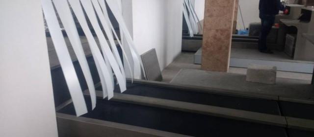 В аэропорту Полтава появились современные ленты для приема багажа
