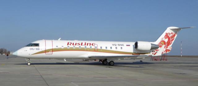 «Руслайн» хочет чаще летать из Москвы в Саратов