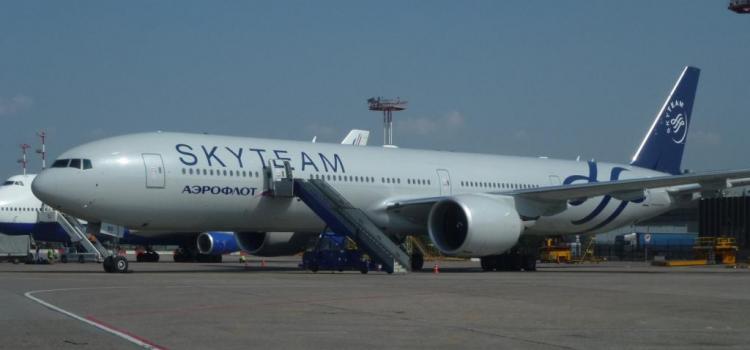В «Аэрофлот Бонусе» появилась возможность онлайн-заявки на зачисление миль за полеты альянсом SkyTeam