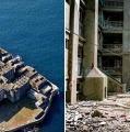 Остров Хасима – заброшенный шахтерский городок с печальной историей