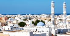 Oman Air начал регулярные рейсы из Москвы в Маскат