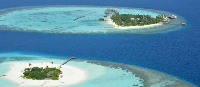 Наедине с океаном в Maafushivaru Maldives