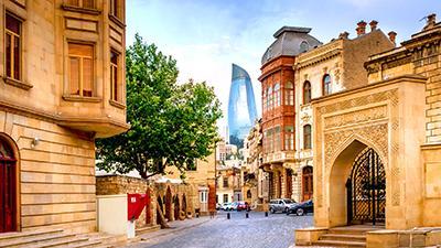 Азербайджан планирует удвоить количество туристов к 2023 г.