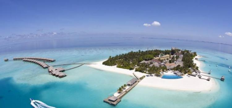Здоровое окружение в Velassaru Maldives
