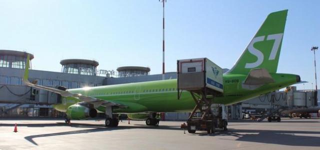 S7 запустит новые российские и зарубежные рейсы из Петербурга