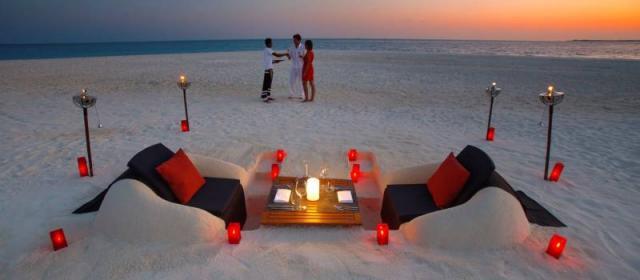 Мамин день в Velassaru Maldives