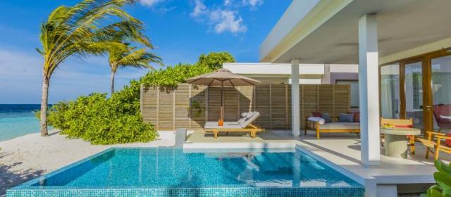 Мы верим в любовь в Dhigali Maldives