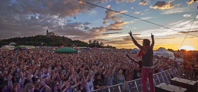 Фестиваль современной музыки в Чешских и Моравских замках