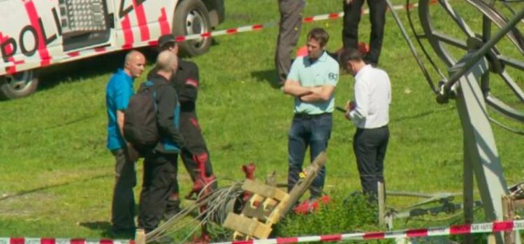 Трагедия на швейцарском курорте Энгельберг