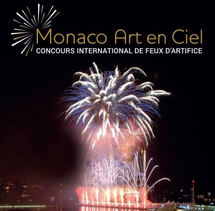 Засветись на Monaco Art en Ciel