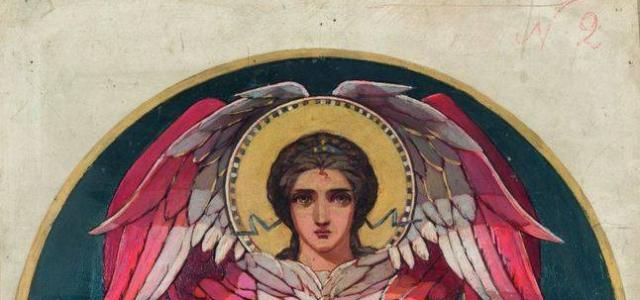 В Русском музее покажут авангардные образы ангелов