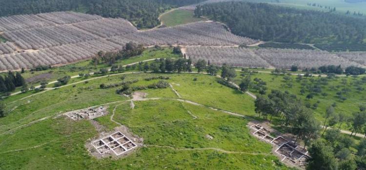 Археологи обнаружили библейский город Секелаг