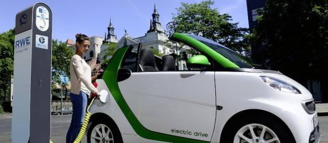 В Европе станет больше электромобилей
