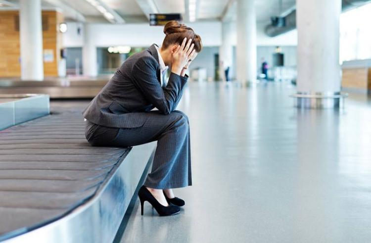 Как не потерять свой багаж в аэропорту