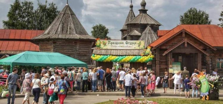 ТОП Малых городов России, задыхающихся от туристов