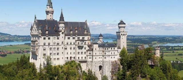 Замки, горы, шопинг – или, почему надо обязательно съездить в Баварию