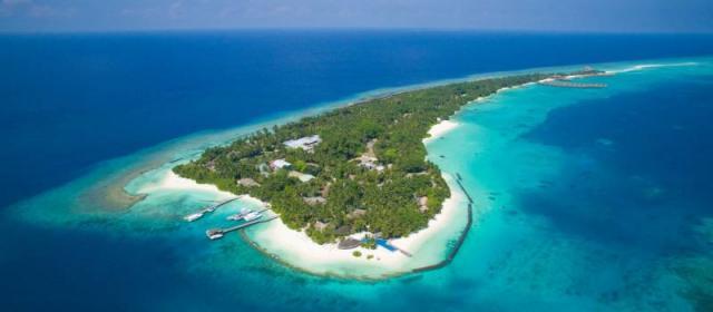 Kuramathi Maldives . Размер имеет значение